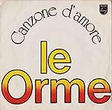Canzone d' Amore / E Finita Una Stagione Italian 45