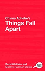 Chinua Achebe's Things Fall Apart: A Routledge Guide (Routledge Guides to Literature)