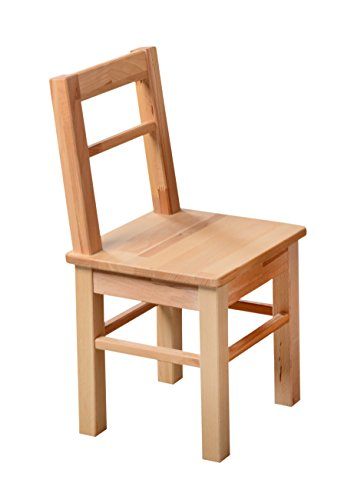 1199-Kinder-oder-Beistellstuhl-aus-kernbuche-massiv-Holz