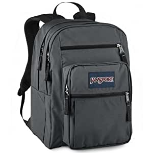 Big Student Day Pack - - FORGE GREY