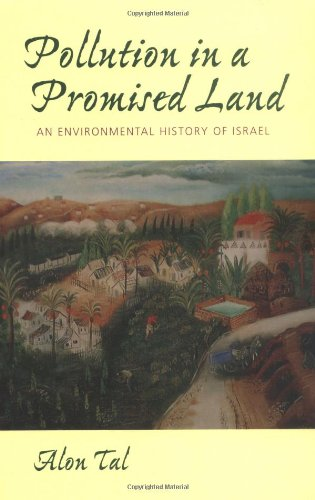 Pollution In A Promised Land: An Environmental History Of Isræl front-877843