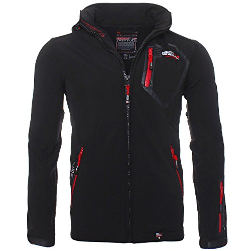 Geographical Norway -  Giacca - Uomo nero XL