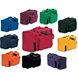 Sassi Designs Sassi Assorted Colors Medium Duffel Bag With Detachable Front Pocket Sassi De