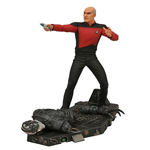 Diamond Select Toys Star Trek Select Captain Picard Action Figure