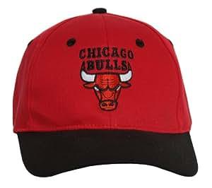 NBA Chicago Bulls Retro 2 Tone Snapback Cap Old School