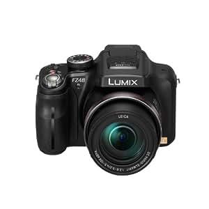 Panasonic Lumix FZ48 Appareil photo bridge 12 Mpix Noir