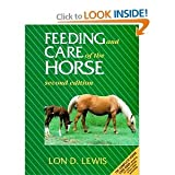 img - for Feeding and Care of the Horse [Paperback] book / textbook / text book