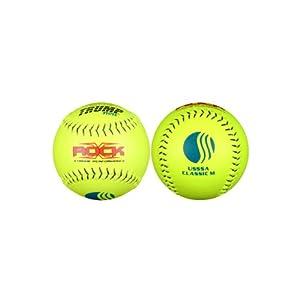 Buy 1 Dozen USSSA Classic M X-Rock 12 Softballs - 40cor .325 Compression... by Trump/Evil Sports