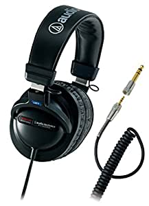audio-technica 密閉型プロフェッショナルモニターヘッドホン【WEB限定 エコパッケージ】 ブラック ATH-PRO5MK2EP BK