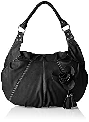 Meridian Women's Handbag Black (mrb-013)