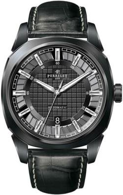 Perrelet Peripheral Double Rotor Mens Watch A1063/2