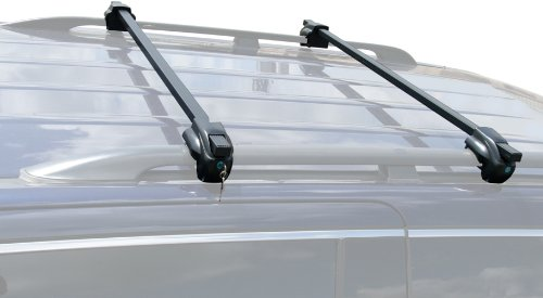 Steel Cross Bars with Lock System for 2000-2013 BMW X5 (Bmw X5 Crossbar compare prices)