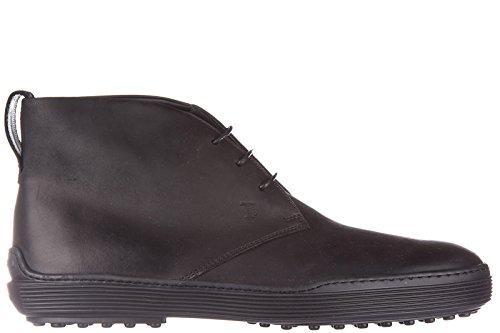 tods-botines-zapatos-por-hombre-en-piel-nuevo-negro-eu-415-xxm0xf0n460mvnb999