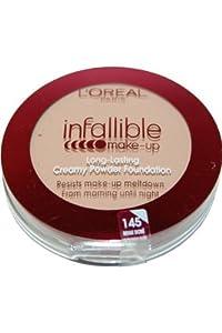 Infallible by L Oreal Paris Creamy Powder Foundation Golden Sun