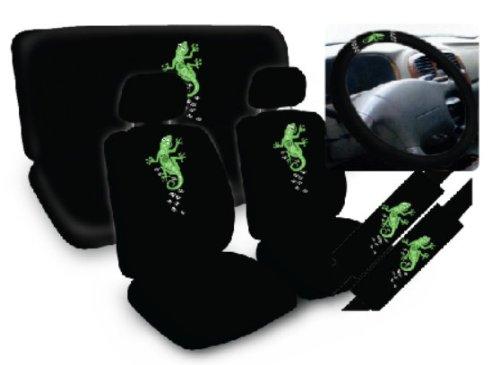 Gecko Car Seat Cover Set - Samonnoeraeraa