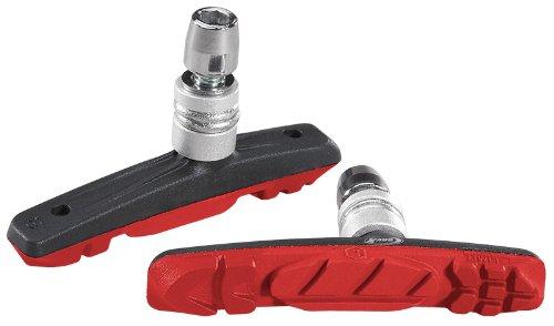 Buy Low Price RavX MTB V-Brake Thermafoil Red Pad (BR168)