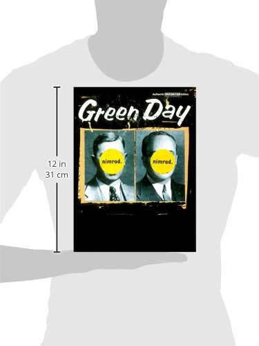 Green Day -- Nimrod.: Authentic Guitar Tab
