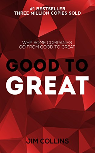 Jim Collins - Business Management: Good to Great - Why some companies go from good to great?