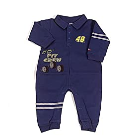 nascar baby clothes 48 Jimmie Johnson Coverall