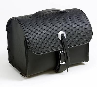 Kawasaki Vulcan Luggge Rack Bag Basketweave K53000