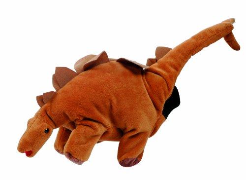 Hape - Beleduc - Stegosaurus Glove Puppet - 1