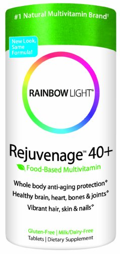 RAINBOW LIGHT - REJUVENAGE MULTI VITAMINES - ANTI