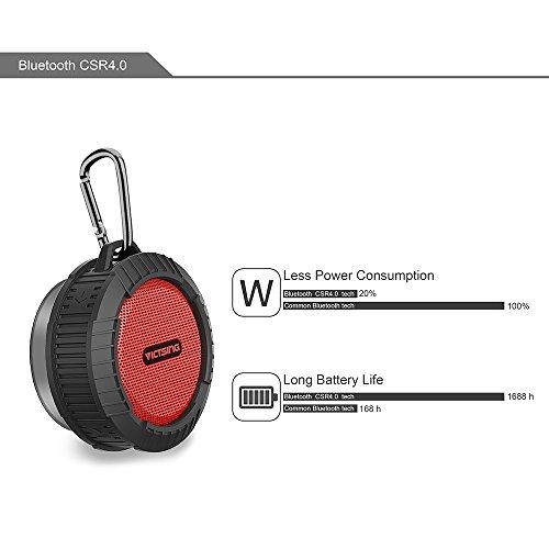 VicTsing-VS-PA89-Outdoor/Shower-Speaker