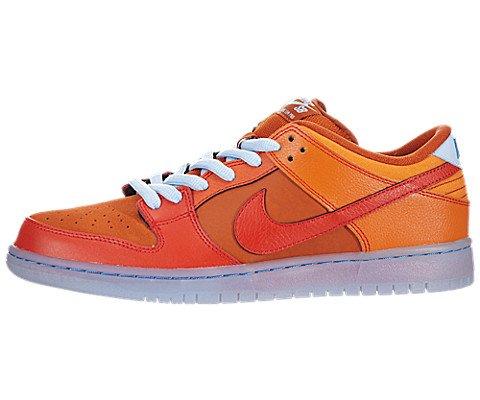 Nike Dunk Low Pro Sb - Gamma Orange / Chilling Red-Urban Orange, 10 D Us