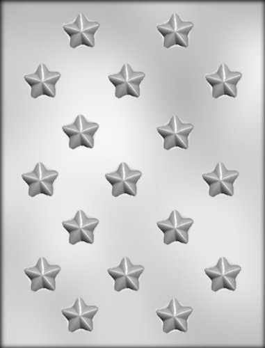 CK Products 1-Inch Star Chocolate Mold