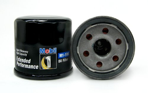 Mobil 1 M1-108 Extended Performance Oil Filter, Pack of 2