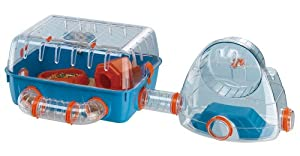 Ferplast Combi 2 Hamster Cage with Accessories