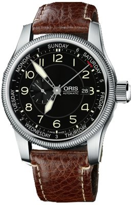Oris Big Crown Small Second Pointer Date Automatic Watch 645-7629-4064LS