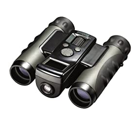 Bushnell 10 x 25 Binocular with VGA Camera with inset LCD slot