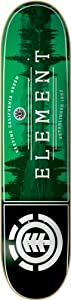 Element Keep California 7.5 Thriftwood PPP Skateboard Deck (Green)