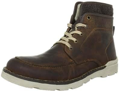 Rieker 31433-25, Herren Boots, Braun (toffee/marron/schoko 25), EU 44