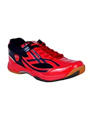 PROASE Red Badminton Shoe