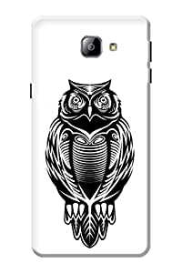 Samsung A9 Back Cover Premium Quality Designer Printed 3D Lightweight Slim Matte Finish Hard Case Back Cover for Samsung Galaxy A9 by Tamah