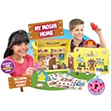 Sparkling Moshi Monsters My Moshi Home - Cleva Edition H8' Bundle