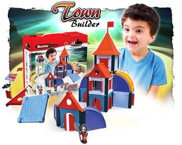 Modular Toys 3D Architect Town Builder