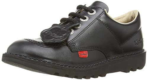 Kickers - Kick Lo J Core, Sneakers  da unisex adulto, nero(black (black)), 36