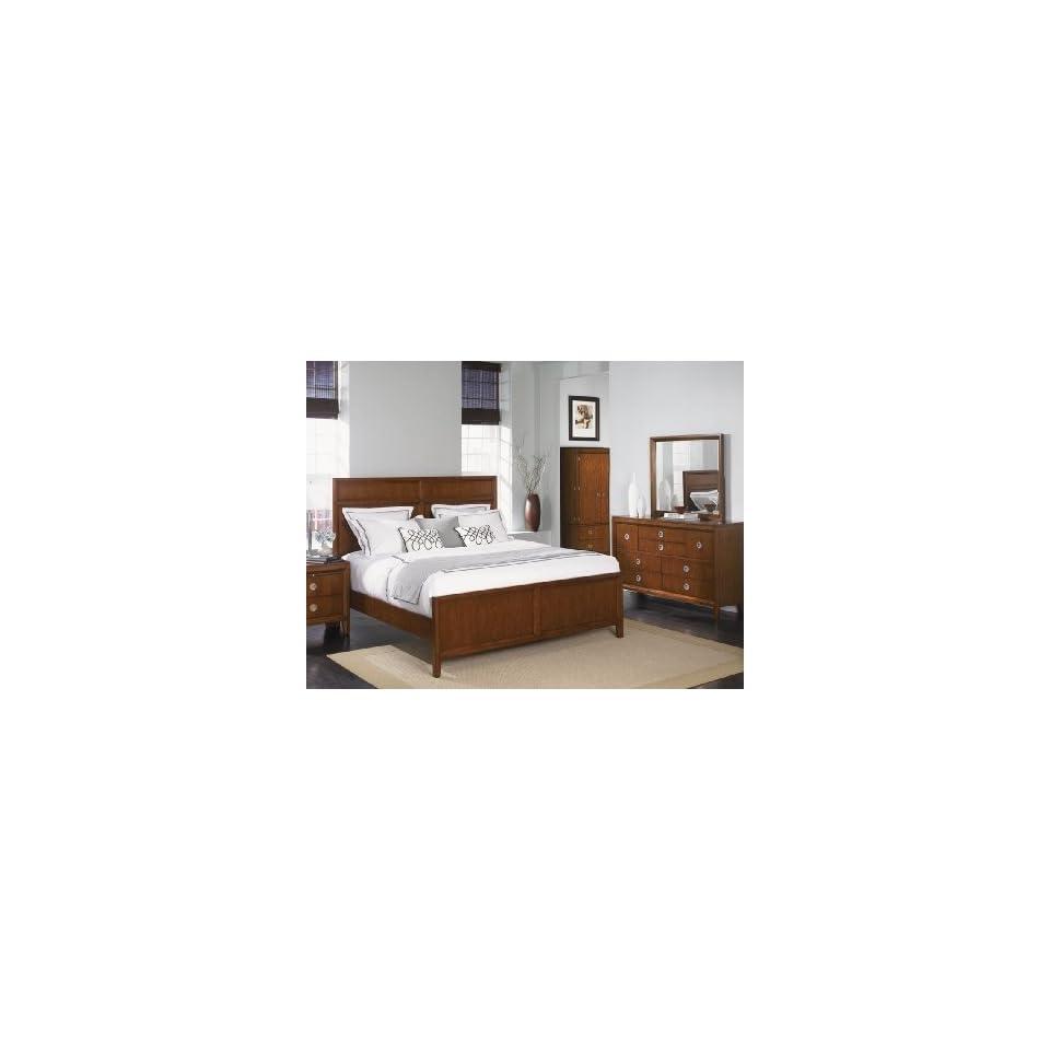 pulaski furniture master bedroom midtown 6 6 king bed