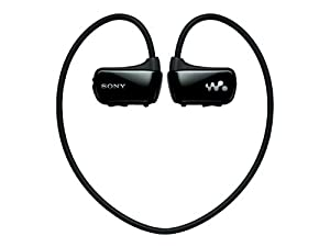 Sony NWZ-W273 4GB Waterproof Sports MP3 Player - Black