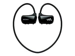 SONY ウォークマン Wシリーズ ヘッドホン一体型 W273 ブラック NWD-W273/B