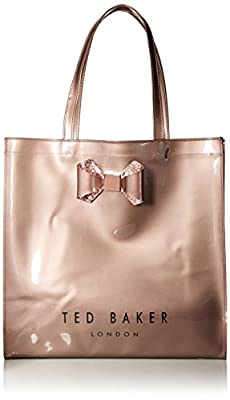 Ted Baker Glicon Bow Large Icon Tote Bag