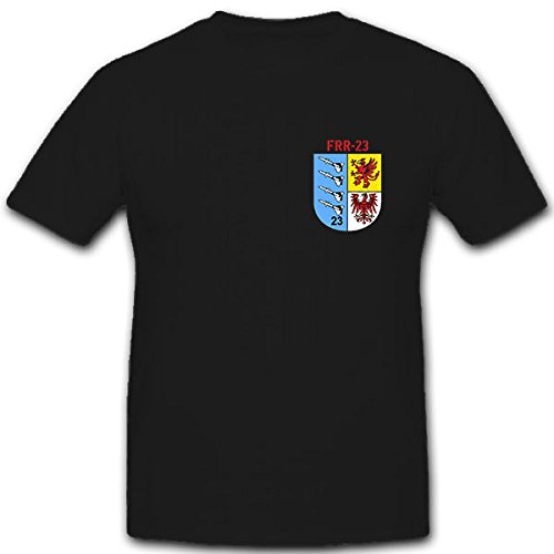 23-trf-fla-missili-regiment-23-nva-militare-stemma-scudetti-logo-est-deutschland-t-shirt-10900-nero-