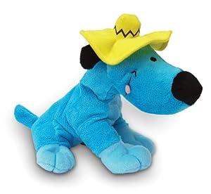 Puppy Pinata Large Treat-Stuffed Plush Dog Toy, Poncho