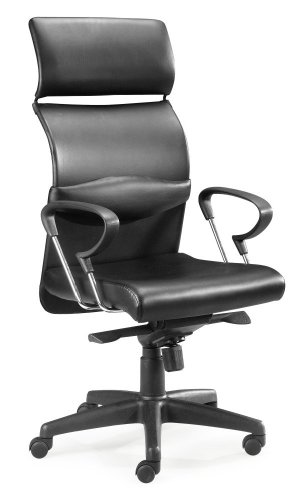 Leatherette Office Chair - Eco Office Chair - Zuo Modern - 205106