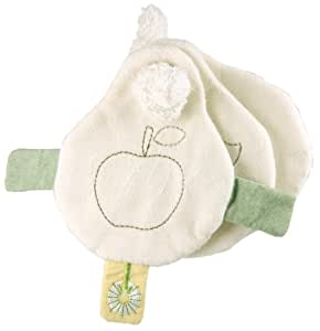 Dandelion Organic Toy Crinkle Book (Discontinued by Manufacturer)