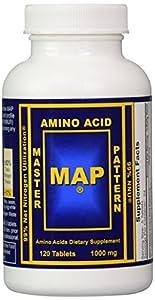 MAP - Master Amino Acid Pattern 120 Tablets