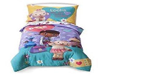 Disney® Doc McStuffins Toddler Bed Set - Multicolor - 1